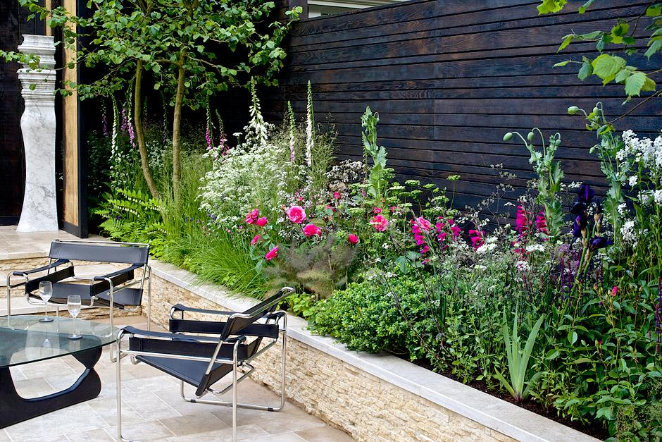 The cloudy bay show garden at the rhs chelsea flower show 2014 rhs gardening - Garden by the bay flower show ...