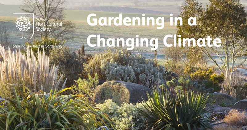 Rhs Gardening In A Changing Climate Report Rhs Gardening