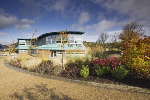 Bramhall Learning Centre at RHS Garden Harlow Carr