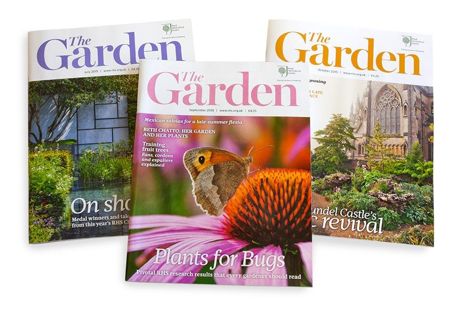 Lovely Each Month The Garden Contains A Mouth Watering Selection Of Exciting  Features To Interest All RHS Members, Whatever Their Gardening Interest.