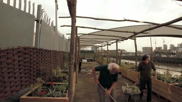 Greening Grey Britain - London's Cody Dock gets a much-needed boost