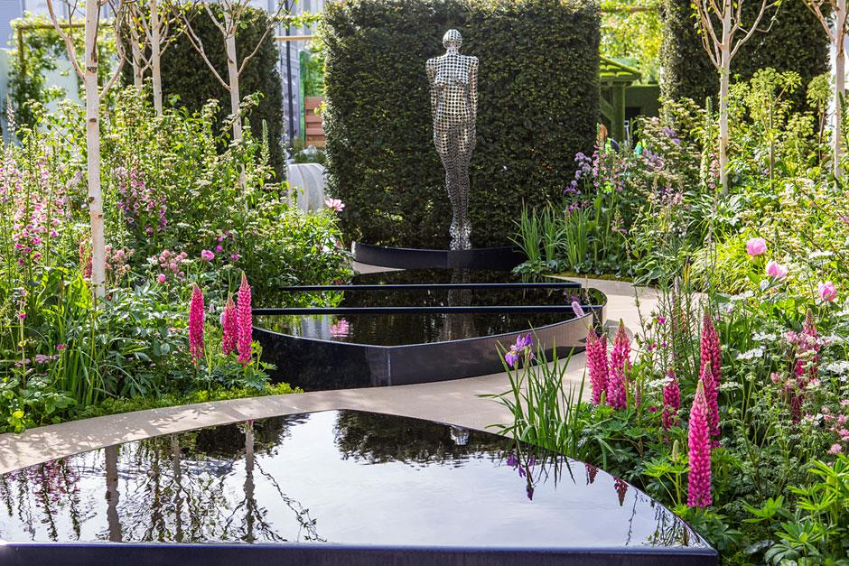 Breakthrough Breast Cancer Garden At The Rhs Chelsea