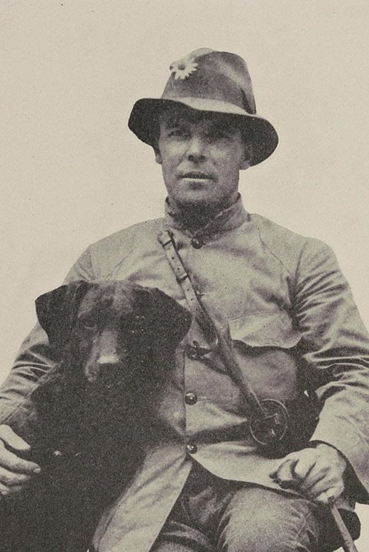 Plant hunter George Forrest (1873-1932)