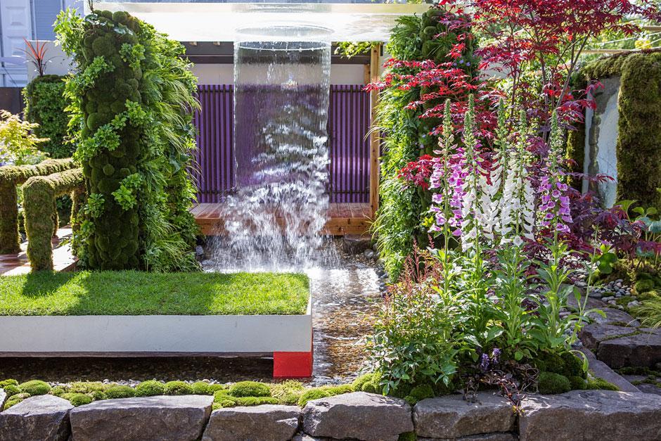 Garden design on pinterest garden design chelsea flower for Garden design 2015 uk