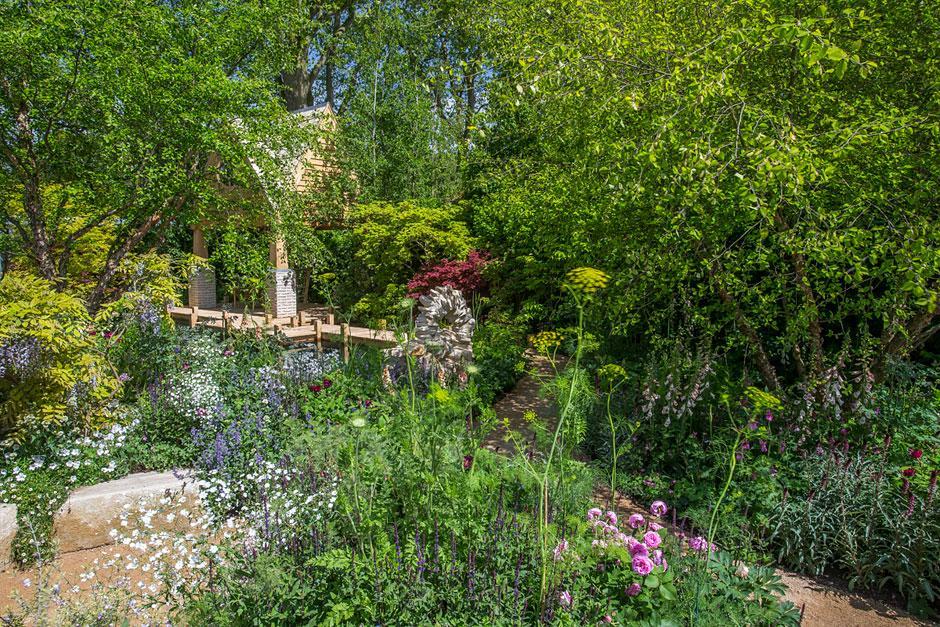 21 fine garden design courses rhs for Garden design courses