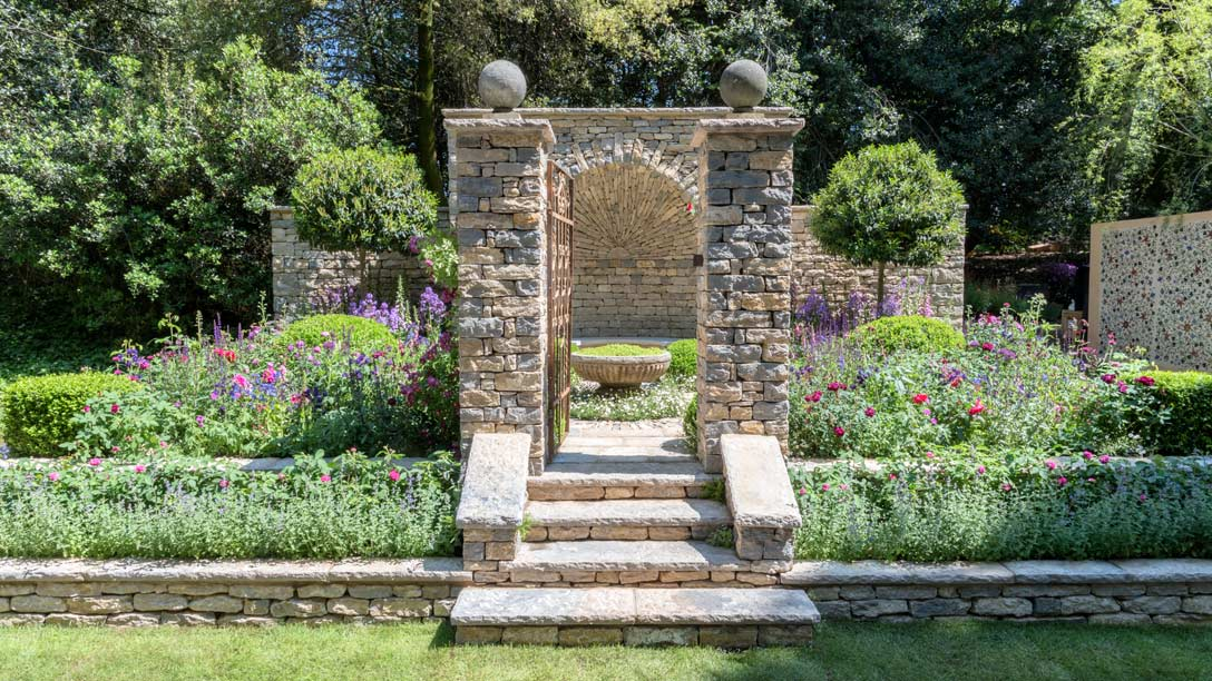 See The Claims Guys A Very English Garden At RHS Chelsea Flower