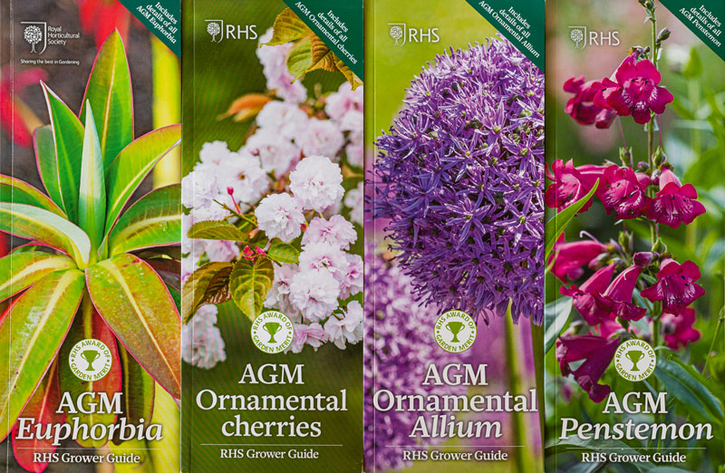 RHS Plant Trial results for gardeners: Grower Guides / RHS Gardening