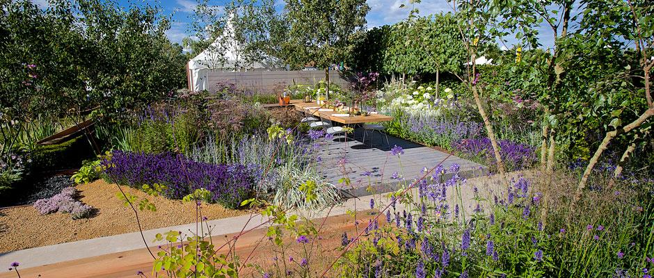 See amazing garden design at the show
