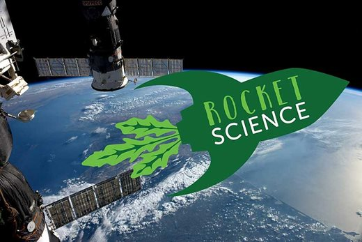 Rocket Science graphic
