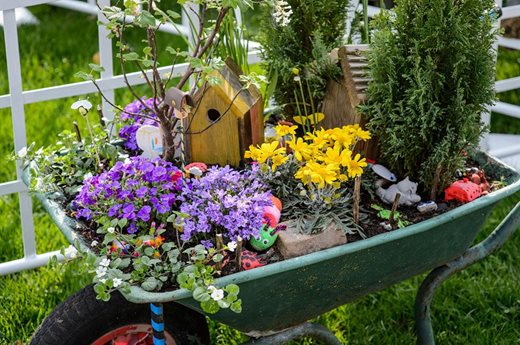Highlights of rhs flower show cardiff 2015 get a sneak for Channel 4 garden design ideas