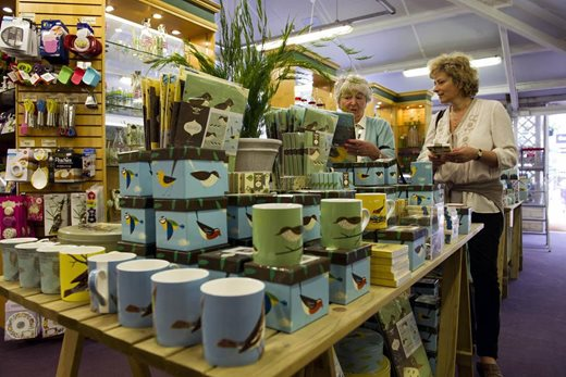 Shopping And Eating At Rhs Garden Harlow Carr Rhs Gardening