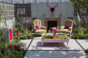 Fabric Garden At Chelsea 2014