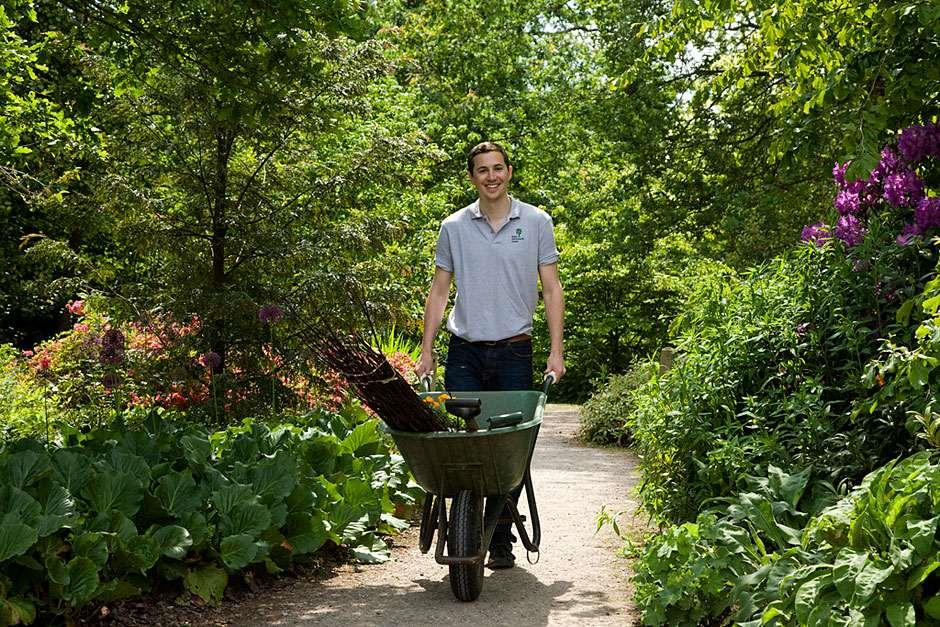 Read about gardening vacancies and careers in horticulture for Gardening qualifications