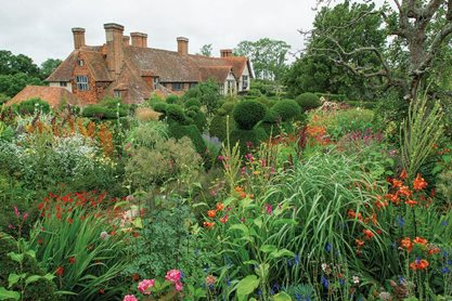 Great Dixter. Photograph by Nathan Harrison