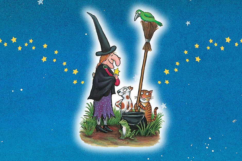 Room on the Broom and other family-friendly events