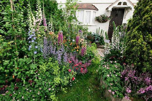 Garden Design Ideas Choose What Style, How To Plan A Cottage Garden Uk