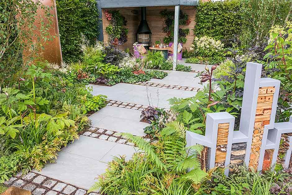 Ideas /Advice/Design/Inspiring-ideas & Garden design: planning your garden / RHS Gardening