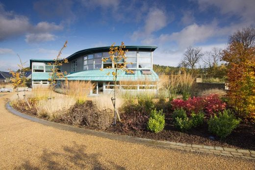 Lindley Library at Harlow Carr Bramall Learning Centre