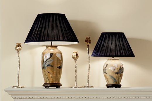 Pacific Lifestyle glass lamps
