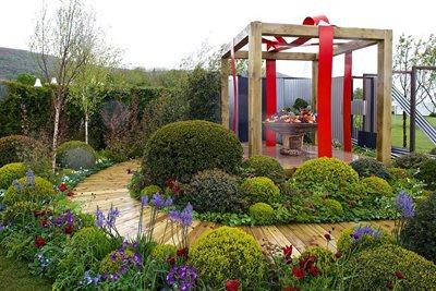 Find 2017 gardening flower shows UK Garden events days out