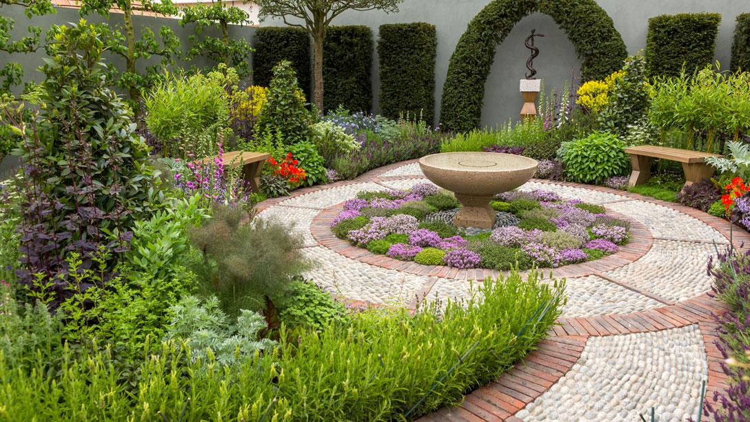 Garden design planning your garden rhs gardening for New garden design