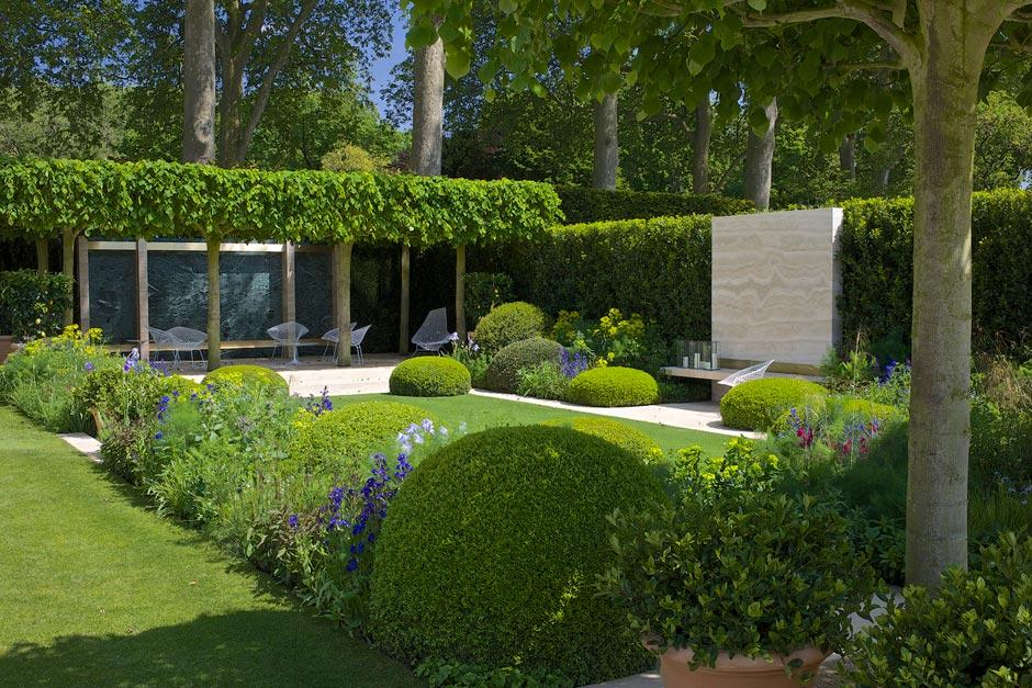 All About London The Telegraph Show Garden At The Rhs