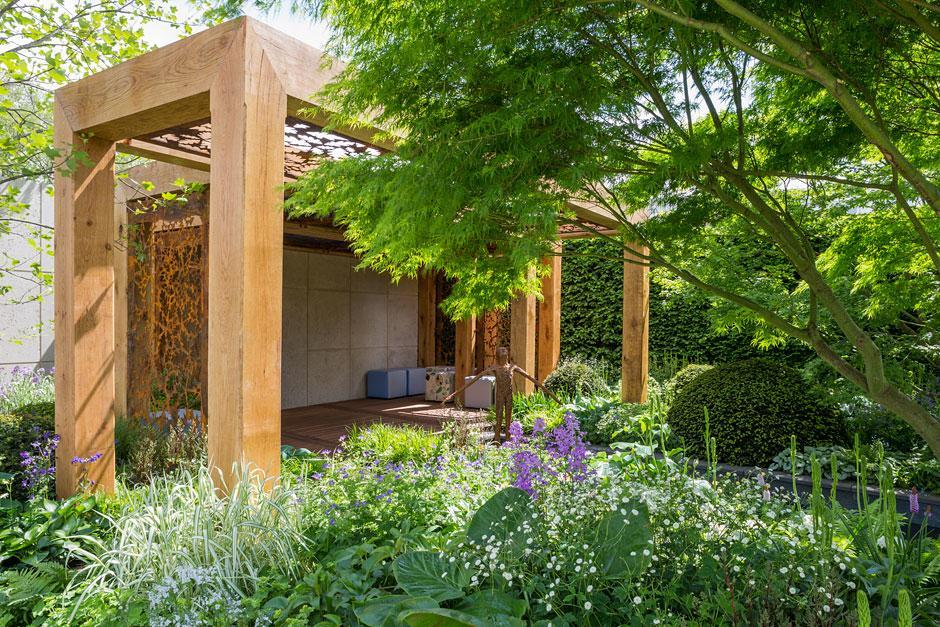 The Morgan Stanley Garden for Great Ormond Street Hospital