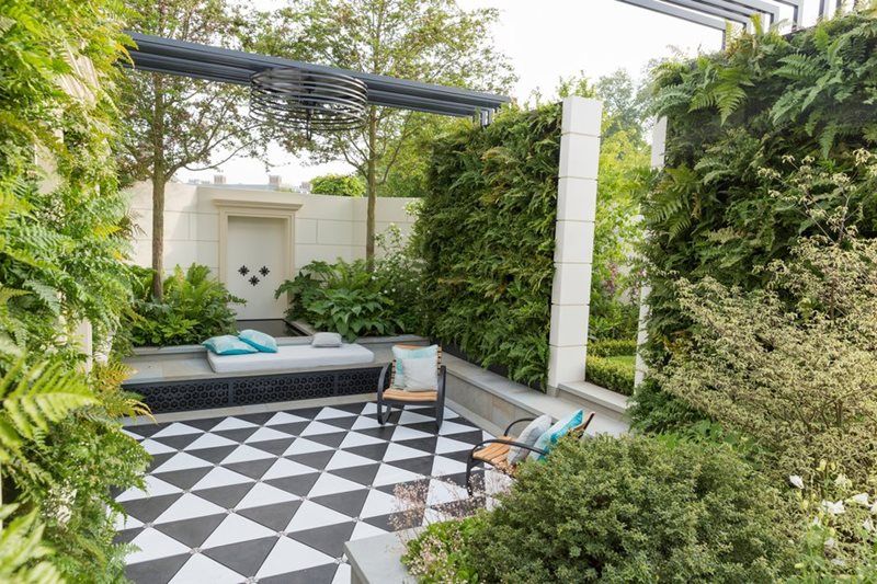 Small garden design ideas from the Chelsea Flower Show ...
