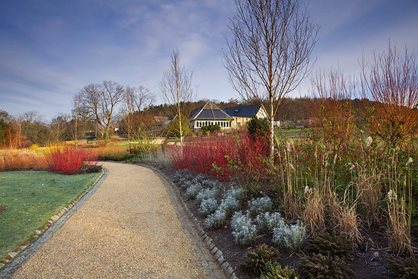 The Winter Walk at RHS Garden Harlow Carr (pictured in 2012)