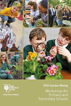 Wisley workshops brochure