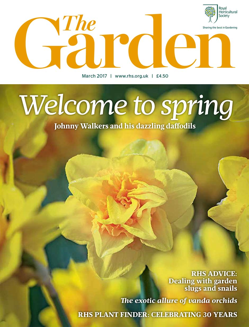 Quest Near Me >> Discover a world of horticulture with 'The Garden' magazine / RHS Gardening