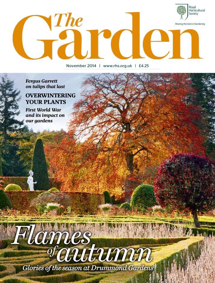 Discover a world of horticulture with The Garden magazine RHS