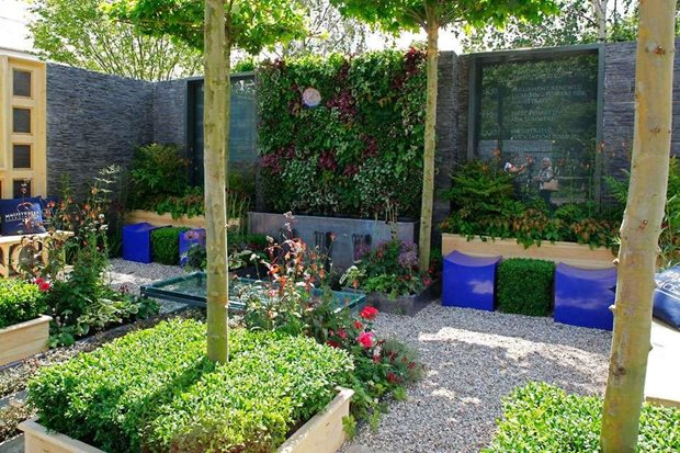 Ten Top Tips For Small Shady Urban Gardens: Garden Design: Styling Your Garden / RHS Gardening