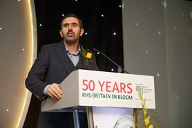 Britain in Bloom 2014 awards