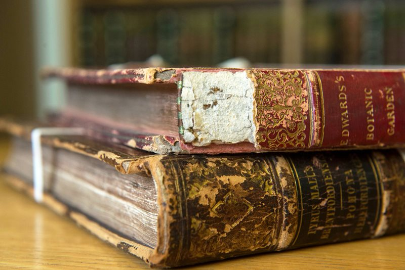 Books from our heritage collection