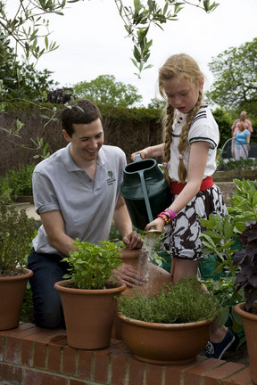Children: getting them interested in gardening