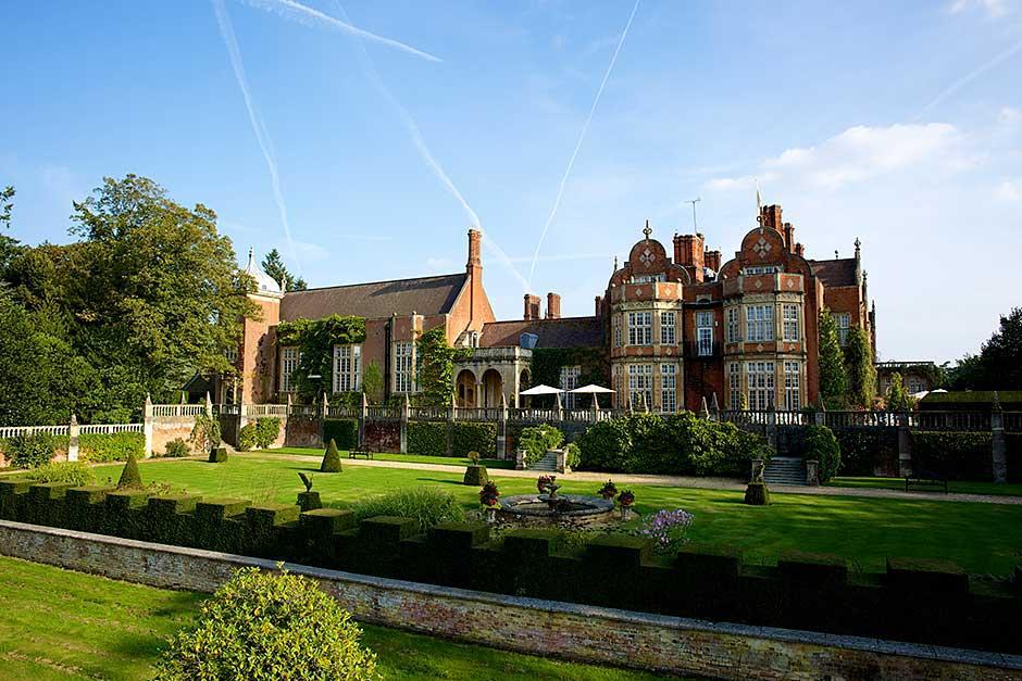 Tylney Hall Hotel Gardens