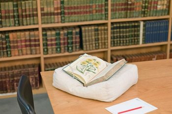 Come and delve back in time in London's Lindley Library