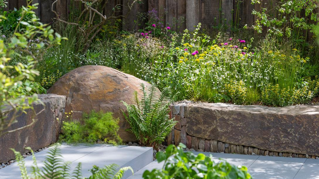 Rhs chelsea flower show 2017 rhs gardening for Chelsea 2017 show gardens