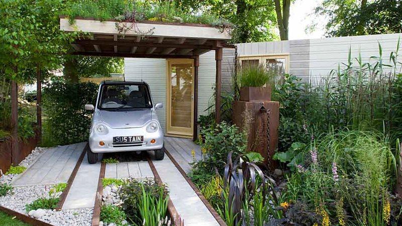 RHS front garden research: Greening Grey Britain / RHS ...