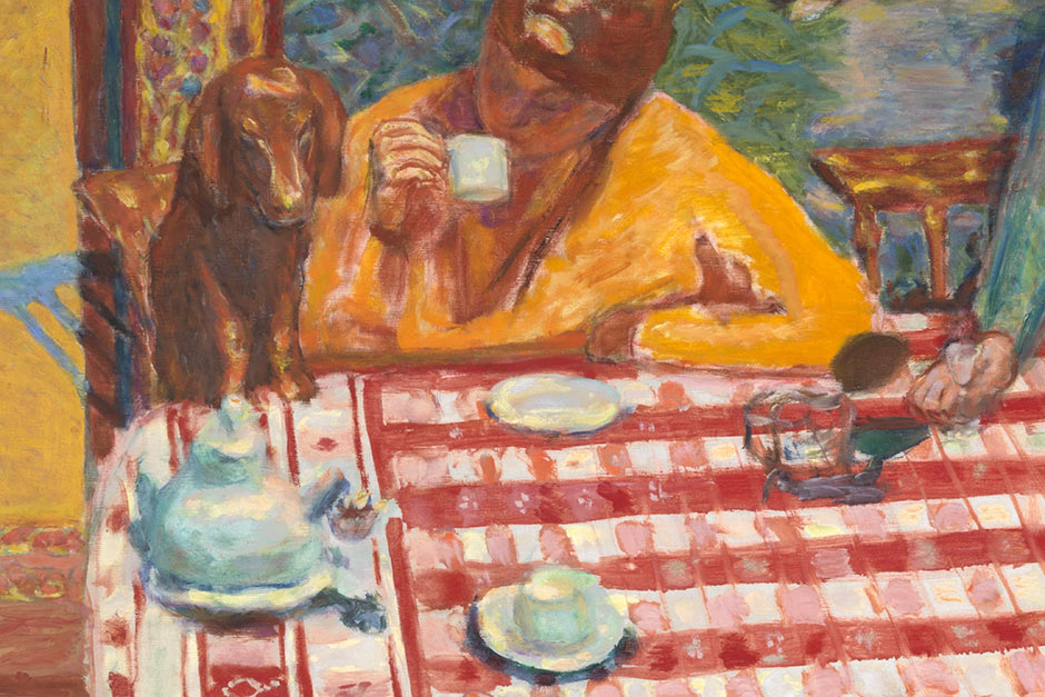 Pierre Bonnard, Coffee 1915, Tate