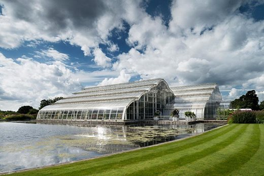 The Wisley Glasshouse