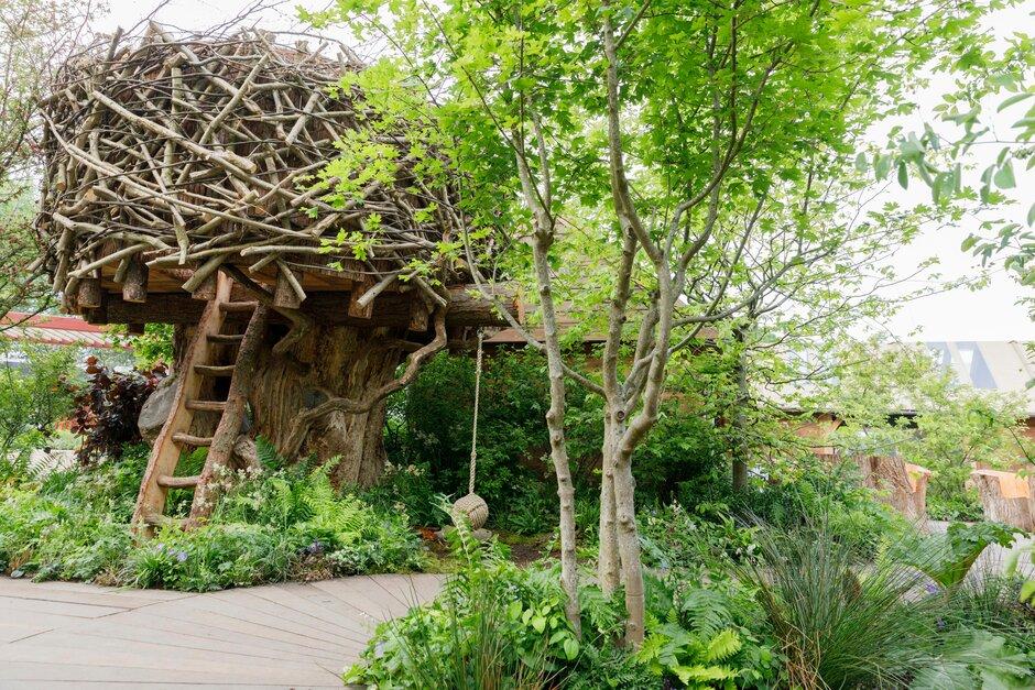 HRH The Duchess of Cambridge designs RHS Chelsea garden ...