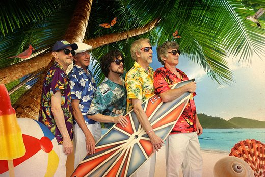 Beach Boyz Tribute Band at RHS Rosemoor