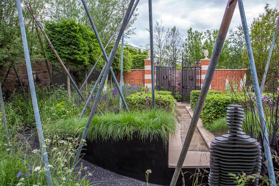 The Living Legacy Garden