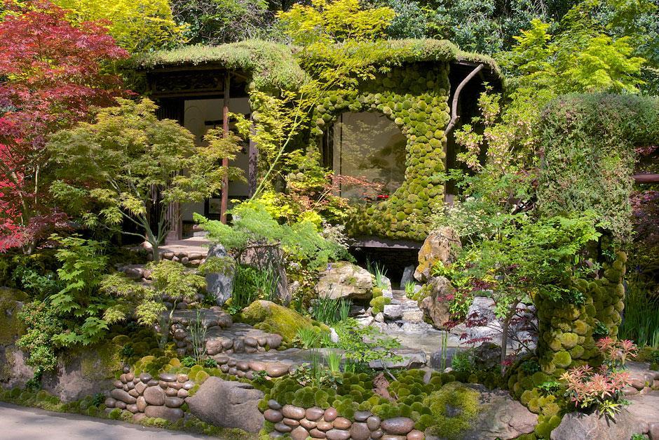Gardens at rhs chelsea flower show rhs gardening for Chelsea garden designs