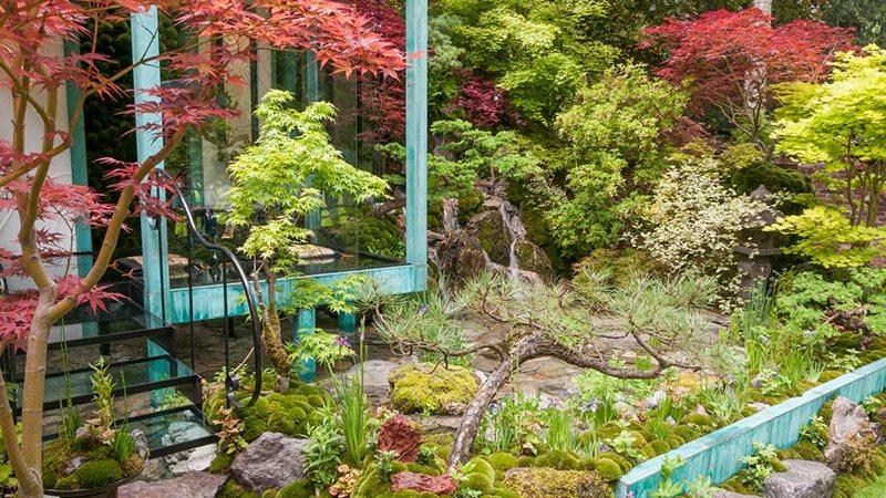 Rhs chelsea flower show 2017 artisan gardens rhs gardening Winner chelsea flower show 2017