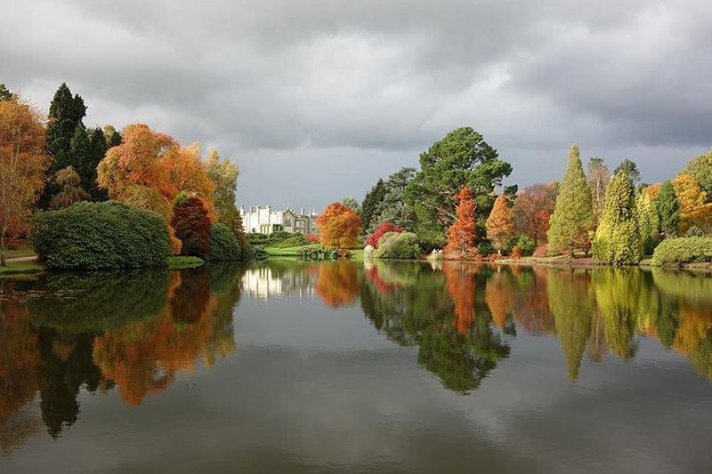 Sheffield Park and Garden, East Sussex