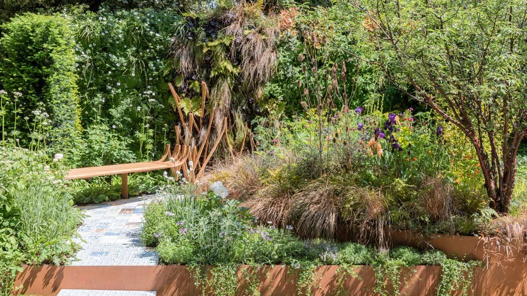 The Morgan Stanley Show Garden at RHS Chelsea Flower Show / RHS