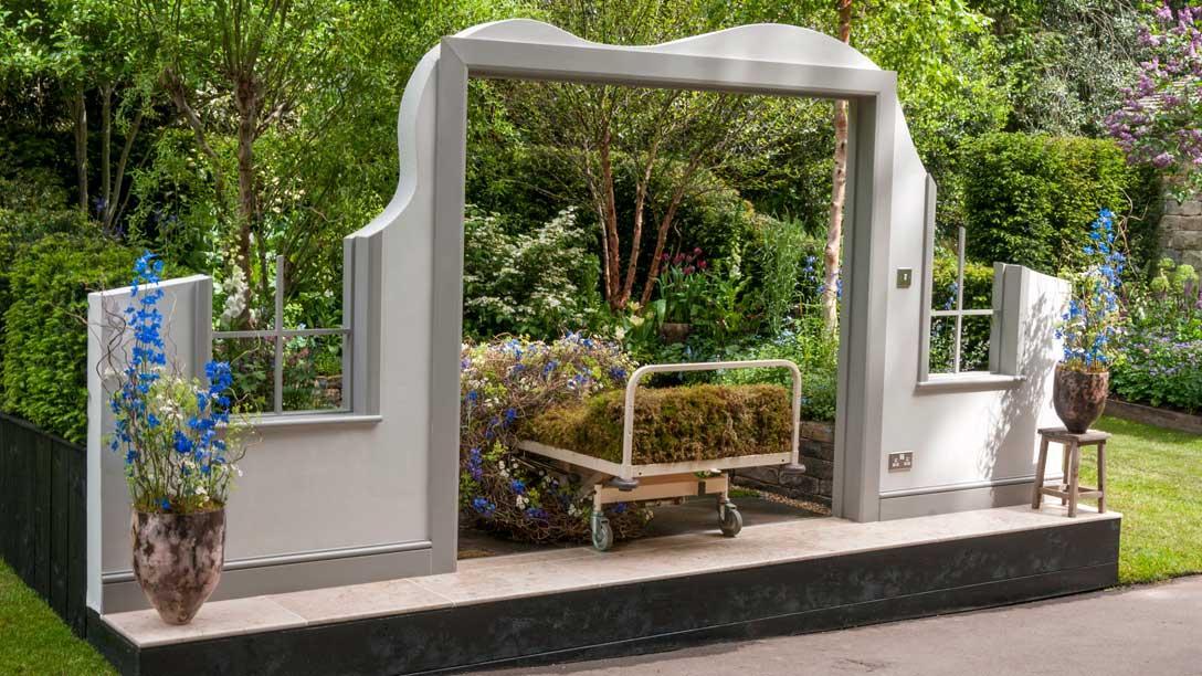 The Garden Bed - a partnership with Asda